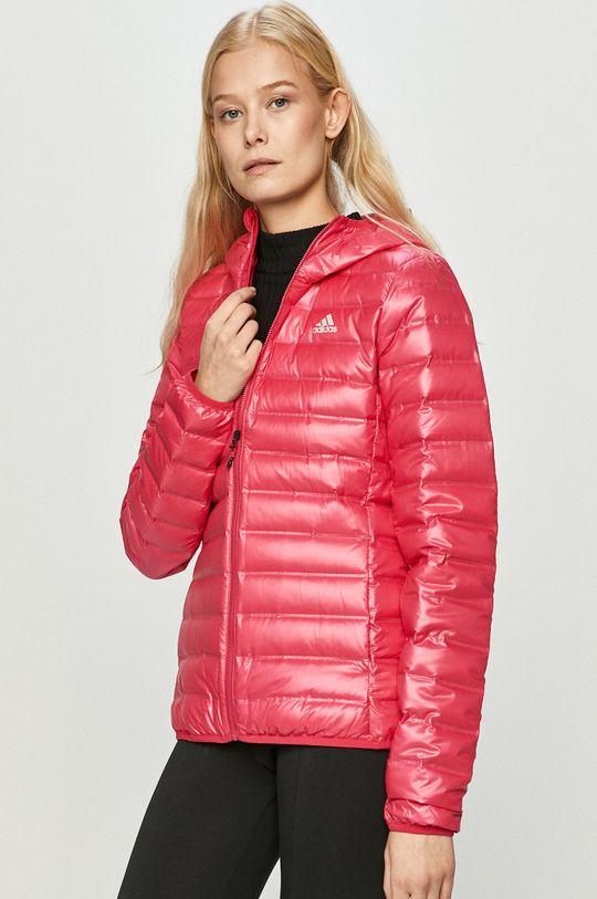 roz ascutit adidas Performance - Geaca de puf De femei