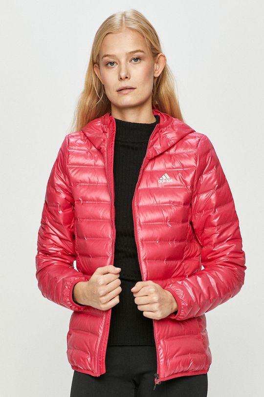 roz ascutit adidas Performance - Geaca de puf