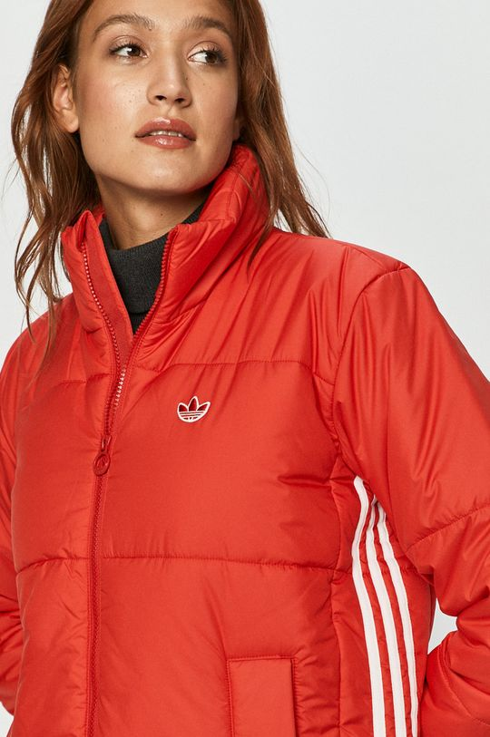 červená adidas Originals - Bunda