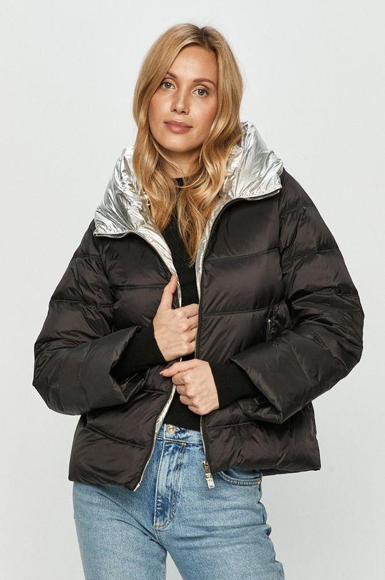 čierna Silvian Heach - Páperová bunda Dámsky