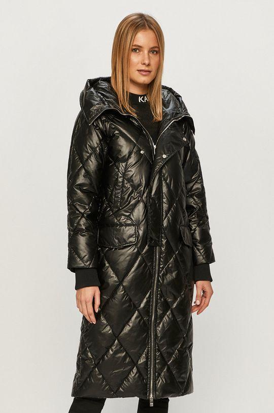 černá Silvian Heach - Péřová bunda Dámský