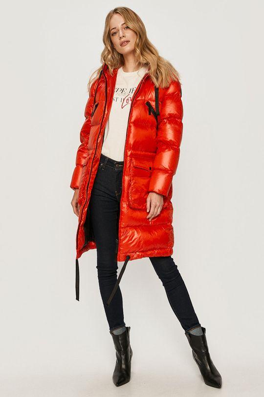 Trussardi Jeans - Bunda červená