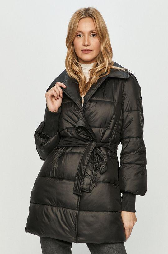 čierna Trussardi Jeans - Bunda Dámsky