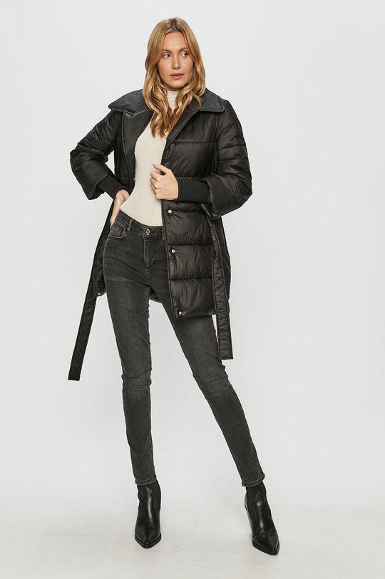 Trussardi Jeans - Bunda čierna