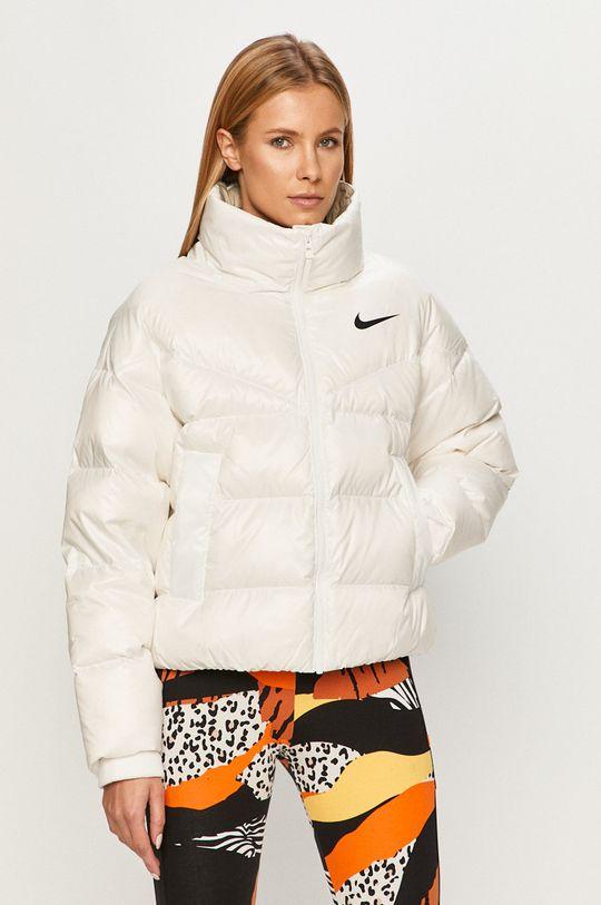alb Nike Sportswear - Geaca de puf De femei