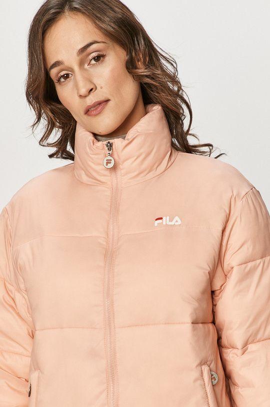 fialovo-růžová Fila - Bunda