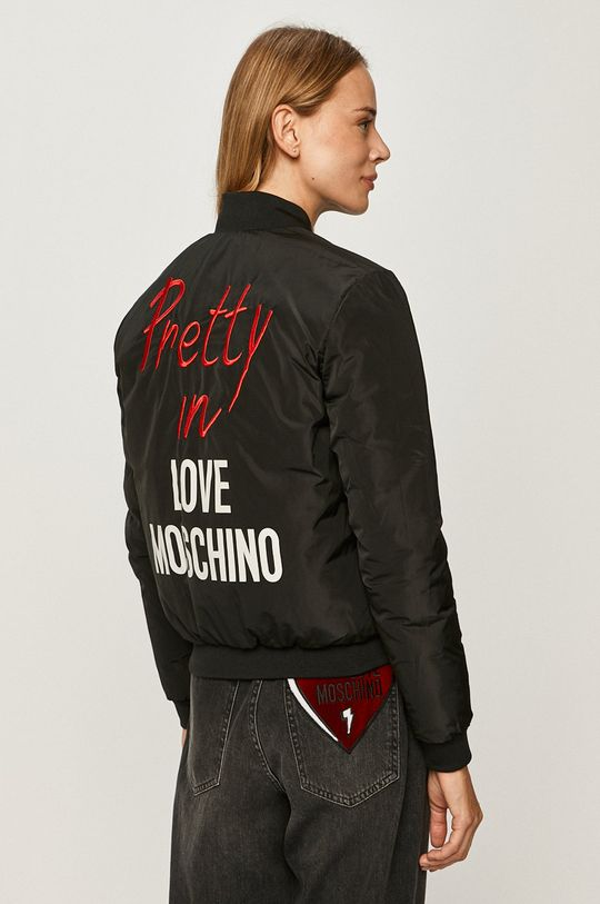 Love Moschino - Obojstranná bunda bomber Dámsky