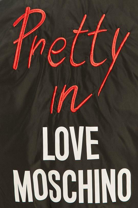 Love Moschino - Obojstranná bunda bomber