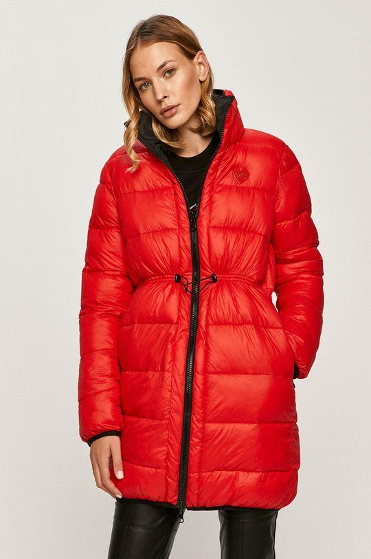 Love Moschino - Obojstranná bunda červená