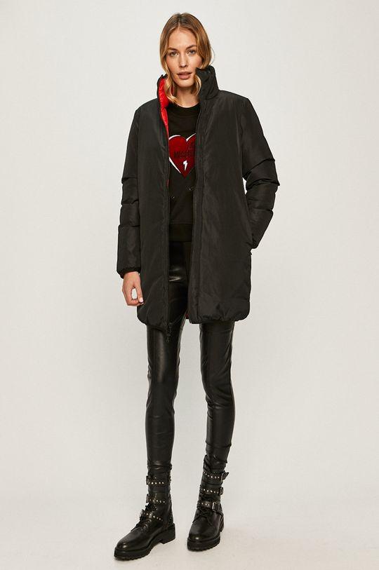 Love Moschino - Obojstranná bunda  Podšívka: 100% Polyester Výplň: 100% Polyester Základná látka: 100% Polyamid