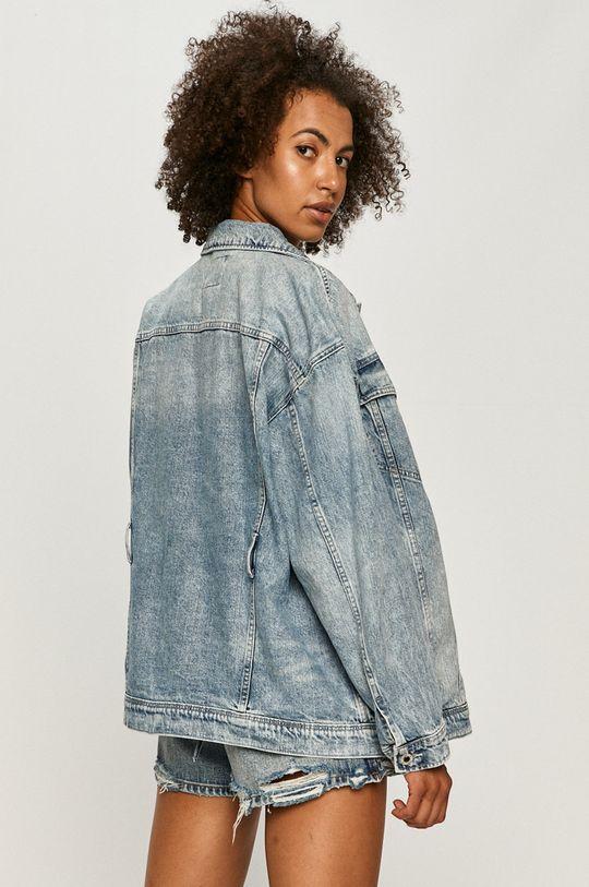 G-Star Raw - Kurtka jeansowa 100 % Bawełna