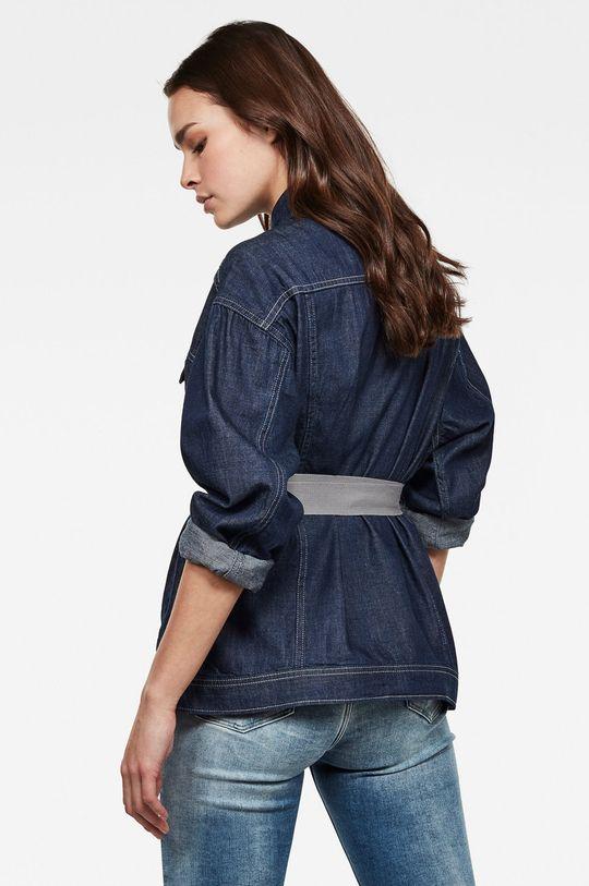 G-Star Raw - Džínová bunda  100% Organická bavlna