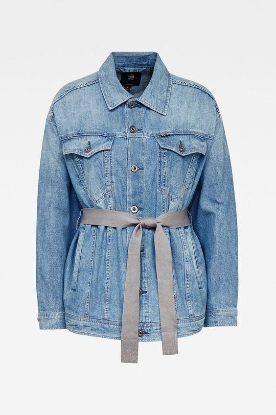 modrá G-Star Raw - Rifľová bunda