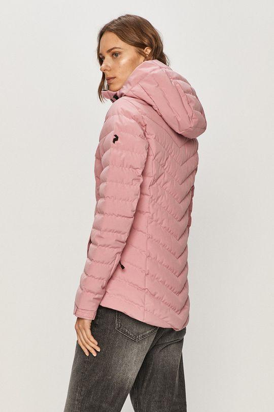 Peak Performance - Péřová bunda  Výplň: 10% Peří, 90% Chmýří Materiál č. 1: 100% Polyester Materiál č. 2: 40% Polyester, 60% Recyklovaný polyester