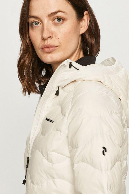 bílá Peak Performance - Péřová bunda Dámský