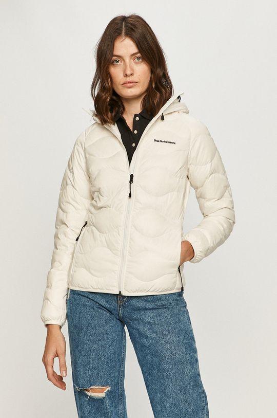 bílá Peak Performance - Péřová bunda
