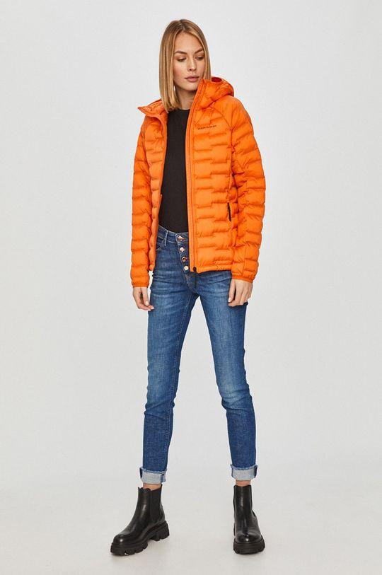 Peak Performance - Bunda oranžová