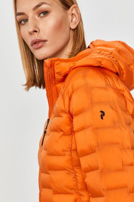 oranžová Peak Performance - Bunda
