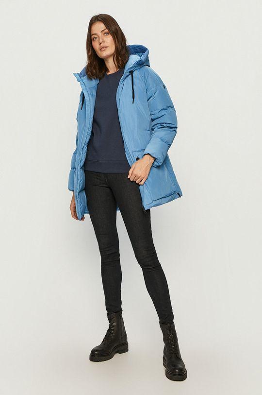 Peak Performance - Péřová bunda modrá
