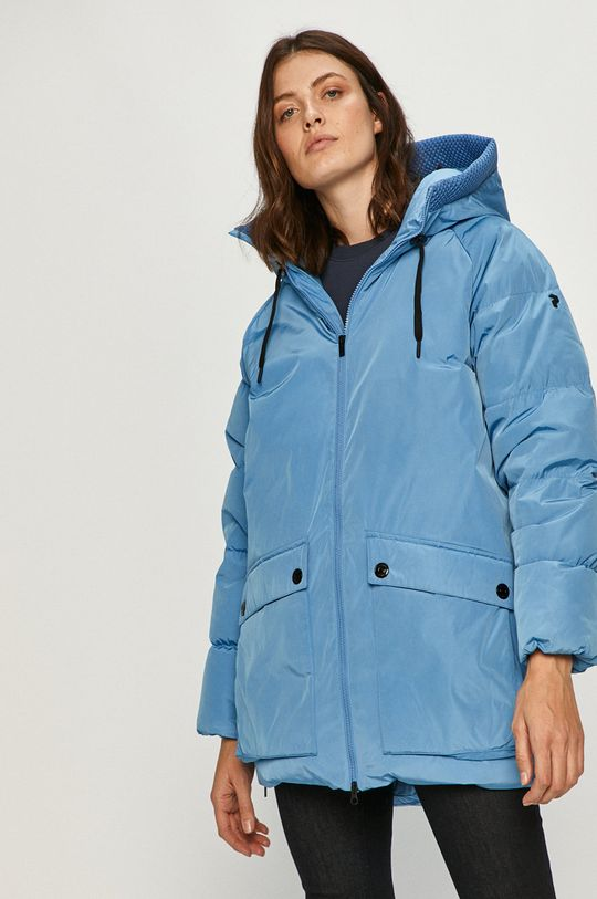 Peak Performance - Péřová bunda  Materiál č. 1: 100% Polyester Materiál č. 2: 10% Peří, 90% Chmýří