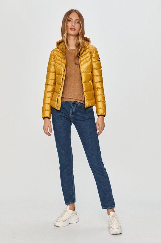 Colmar - Páperová bunda žltá