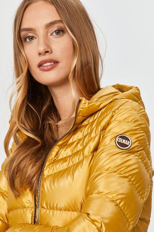 žltá Colmar - Páperová bunda