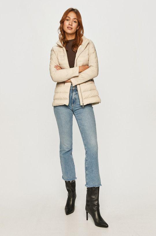 Lauren Ralph Lauren - Péřová bunda béžová