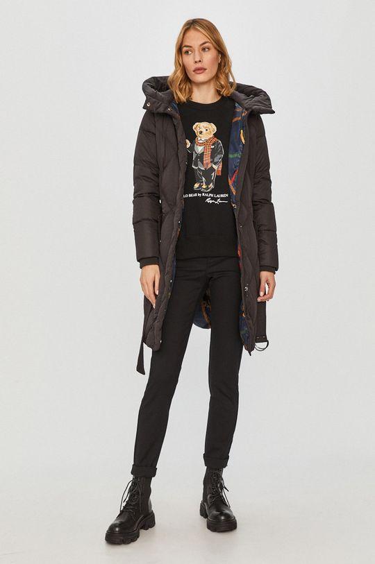 Lauren Ralph Lauren - Péřová bunda černá