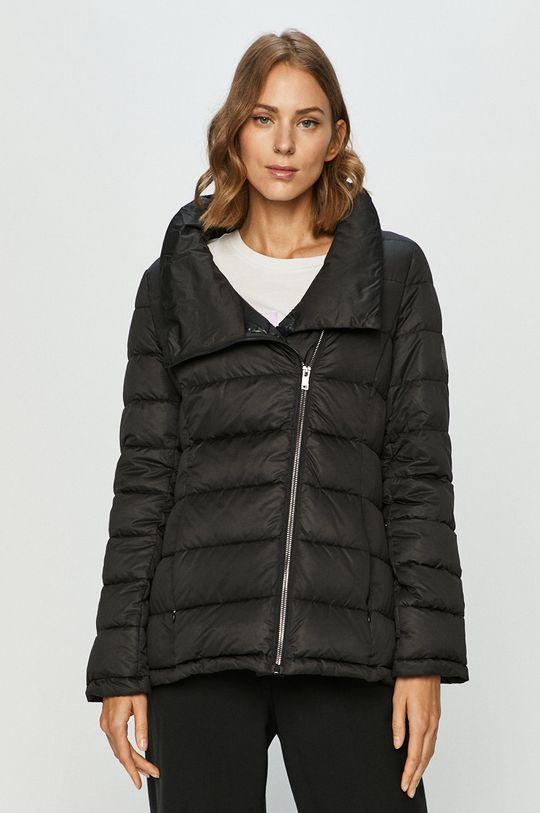 čierna Dkny - Páperová bunda Dámsky