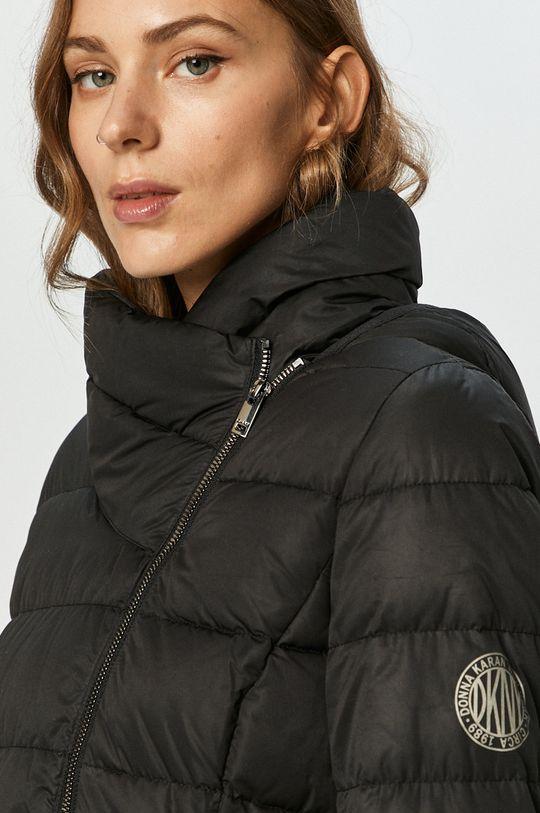 čierna Dkny - Páperová bunda