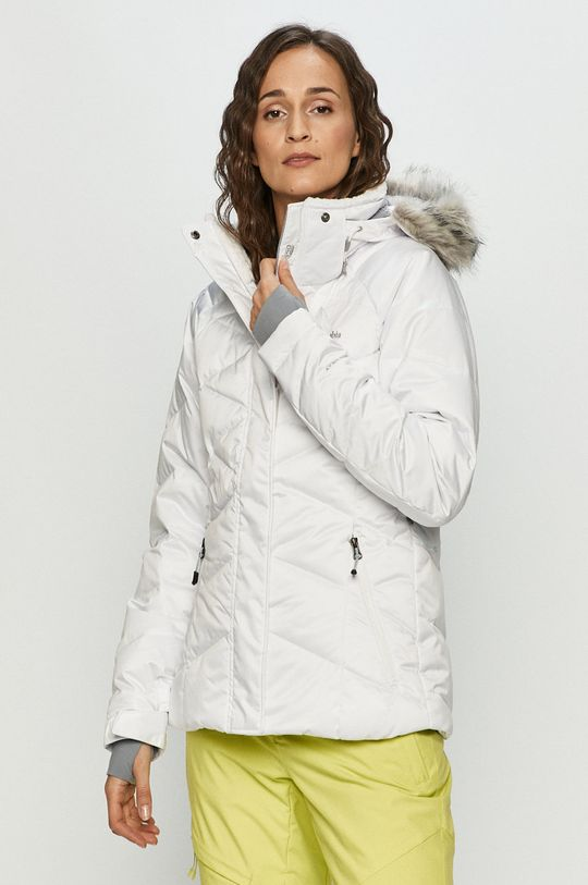 bílá Columbia - Péřová bunda Dámský