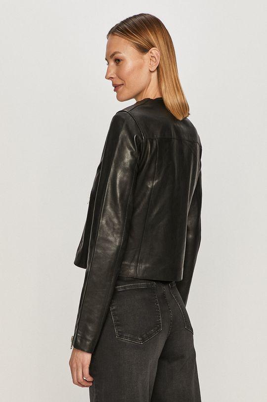 AllSaints - Kožená bunda  Podšívka: 100% Polyester Hlavní materiál: 100% Přírodní kůže