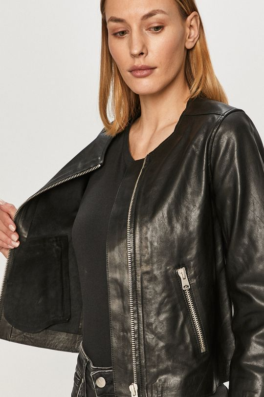 AllSaints - Kožená bunda