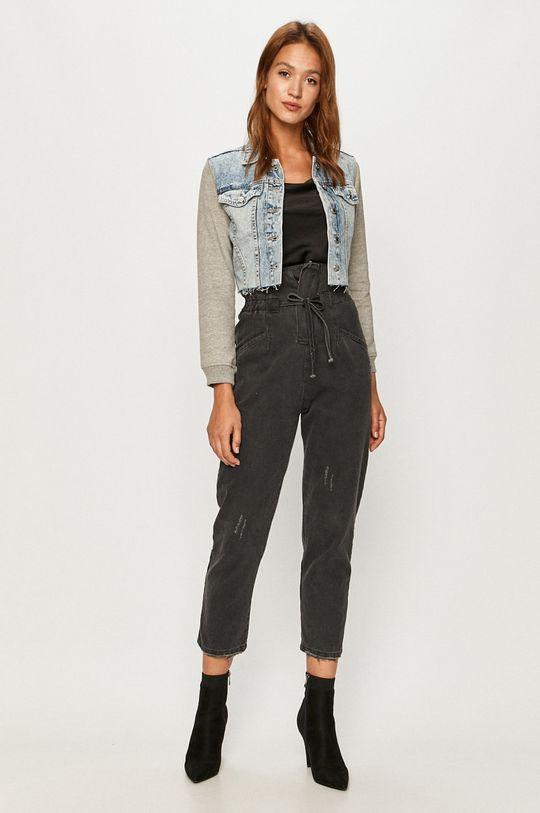 Tally Weijl - Kurtka jeansowa niebieski