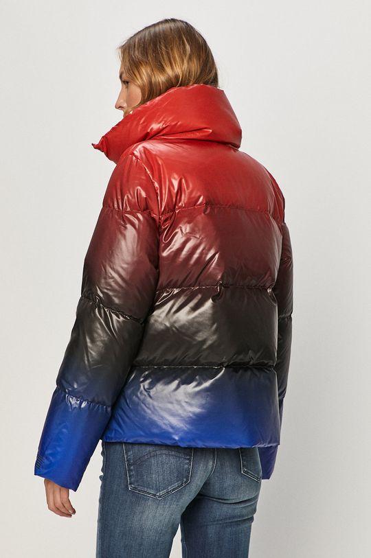 Tommy Hilfiger - Páperová bunda Tommy Icons  Podšívka: 100% Polyester Výplň: 20% Páperie, 80% Páperie Základná látka: 100% Polyester Elastická manžeta: 100% Bavlna