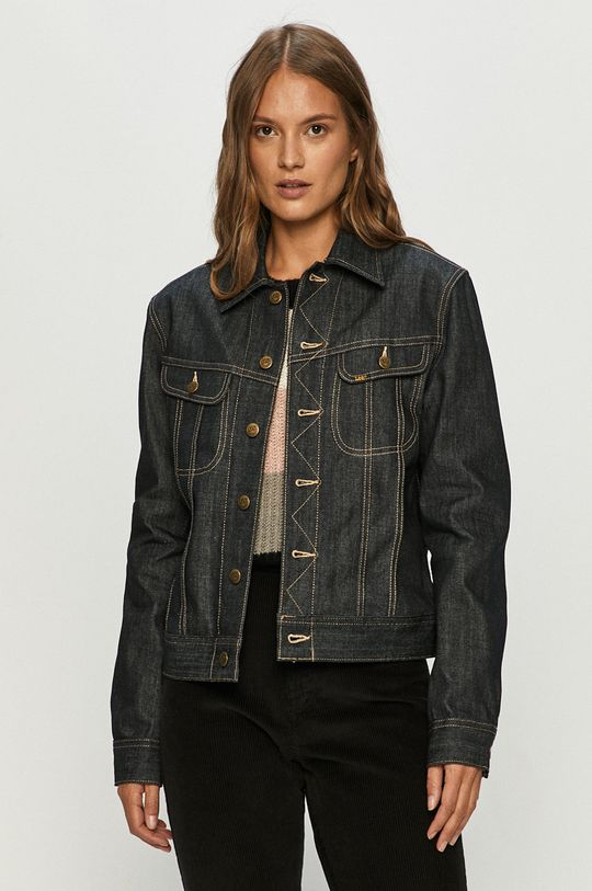 bleumarin Lee - Geaca jeans De femei