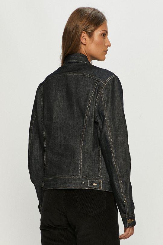 Lee - Geaca jeans  100% Bumbac