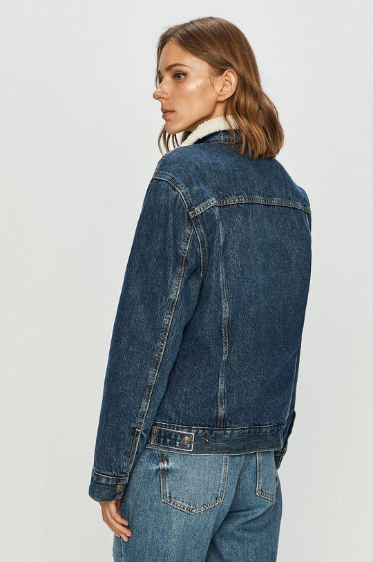 Levi's - Džínová bunda  Podšívka: 16% Akryl, 73% Polyester, 11% Viskóza Hlavní materiál: 100% Bavlna