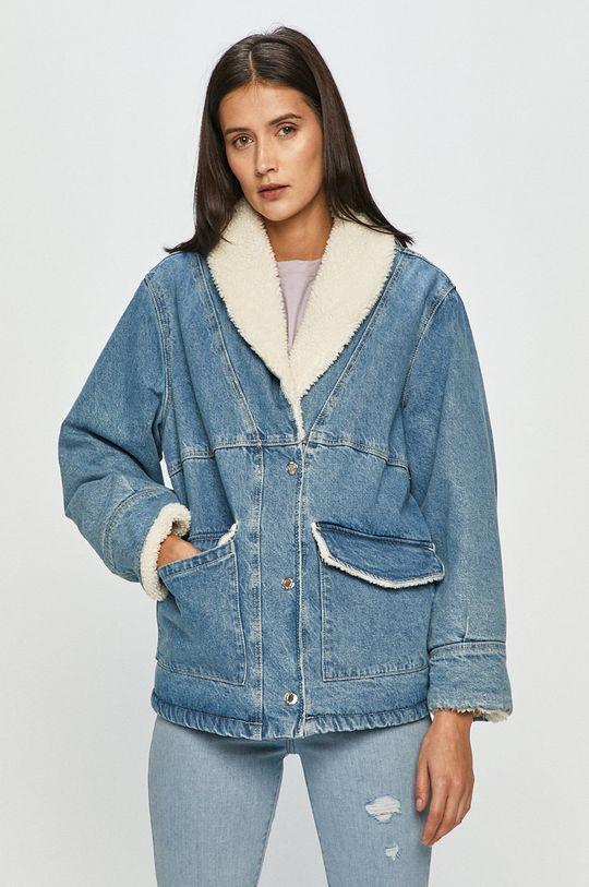 albastru Tally Weijl - Geaca jeans De femei