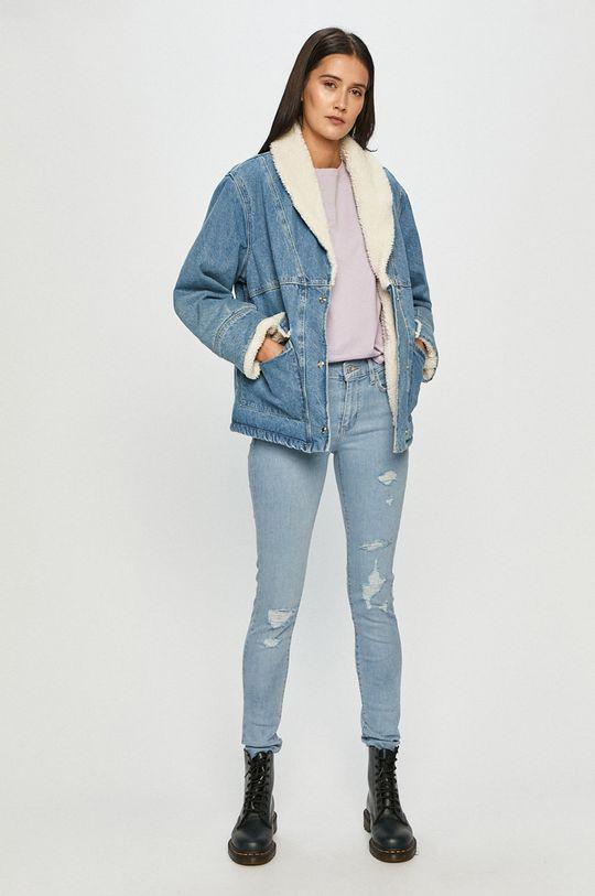 Tally Weijl - Geaca jeans albastru