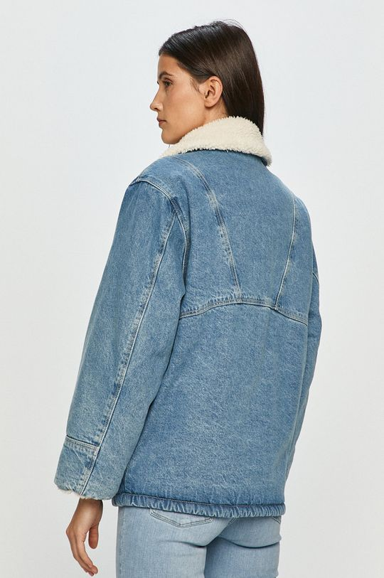 Tally Weijl - Geaca jeans  Captuseala: 100% Poliester  Materialul de baza: 100% Bumbac