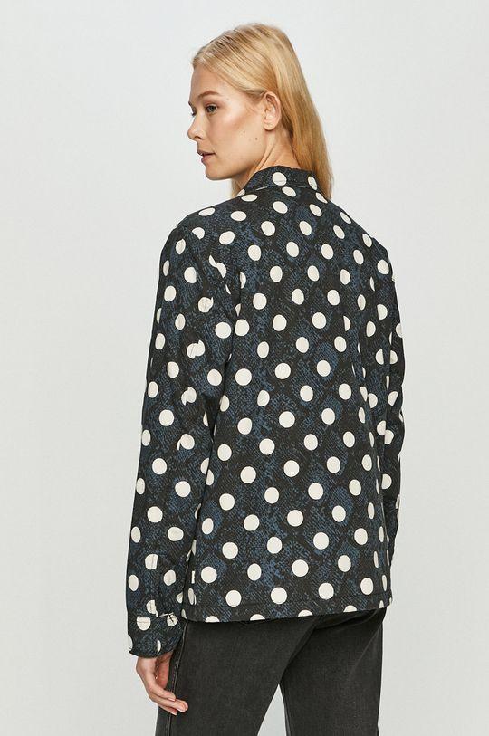 Vans - Bunda x Sandy Liang  Podšívka: 100% Polyester Výplň: 100% Polyester Hlavní materiál: 60% Bavlna, 40% Polyester