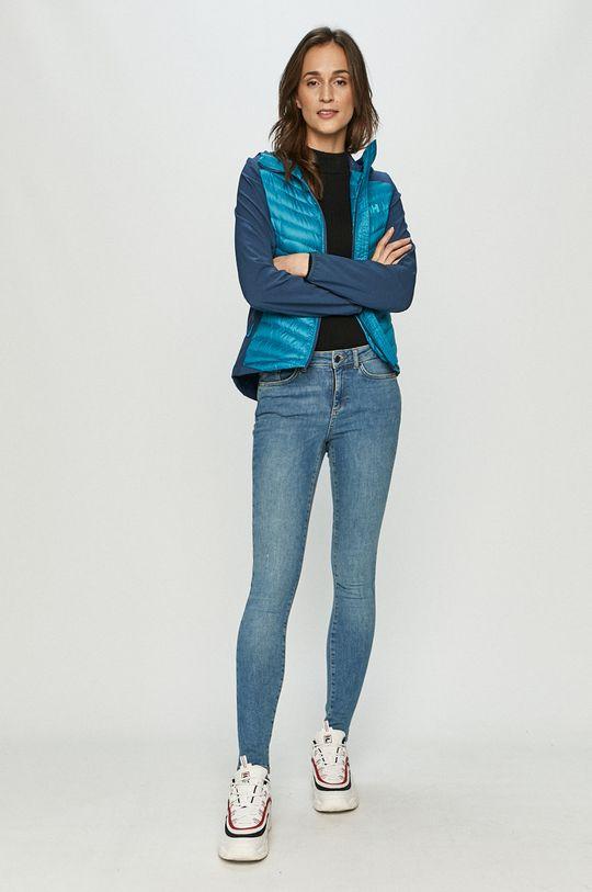Helly Hansen - Péřová bunda modrá