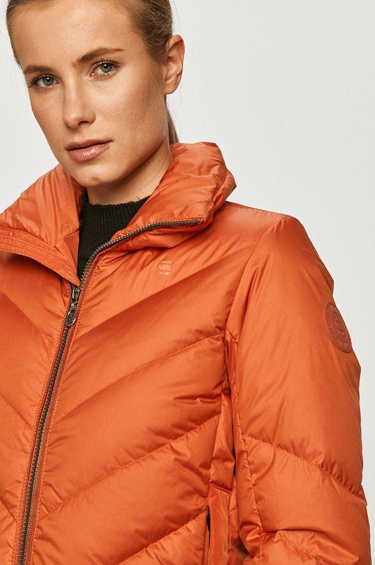 mandarinková G-Star Raw - Péřová bunda