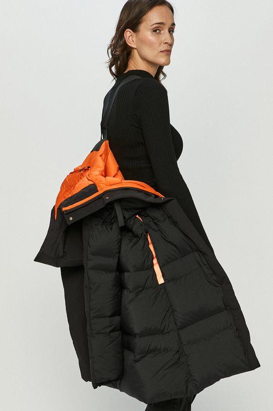 negru adidas Performance - Geaca de puf