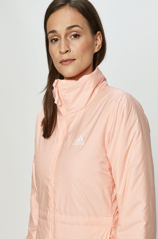 růžová adidas Performance - Bunda