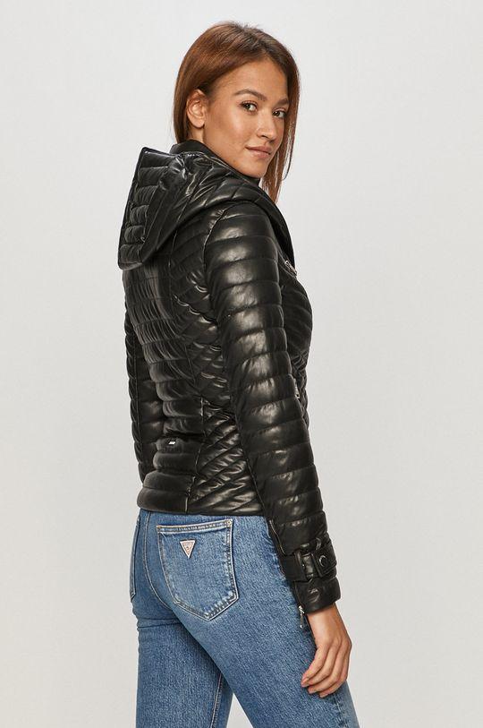 Guess Jeans - Kurtka Podszewka: 92 % Poliester, 8 % Spandex, Wypełnienie: 100 % Poliester, Materiał zasadniczy: 100 % Poliester, Wykończenie: 100 % Poliuretan
