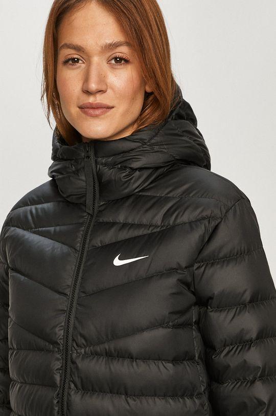czarny Nike Sportswear - Kurtka puchowa