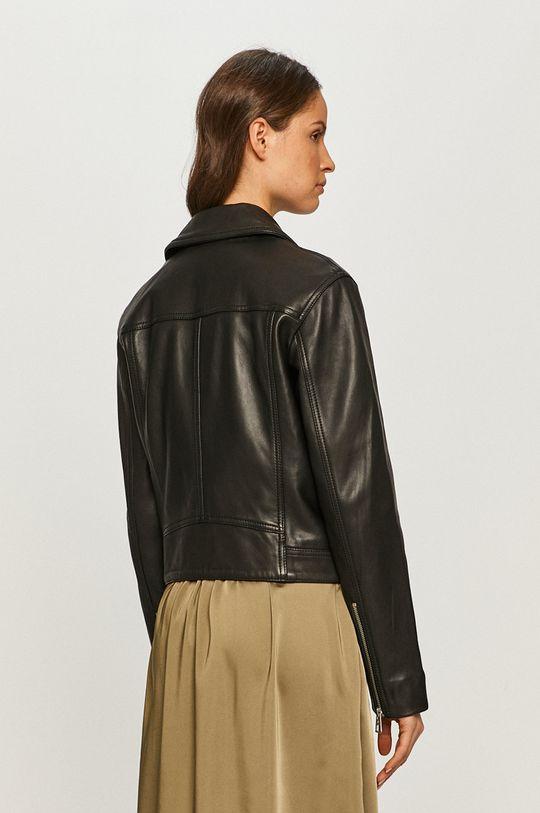 Marc O'Polo - Kožená bunda  Podšívka: 100% Bavlna Základná látka: 100% Prírodná koža Podšívka rukáva: 100% Polyester
