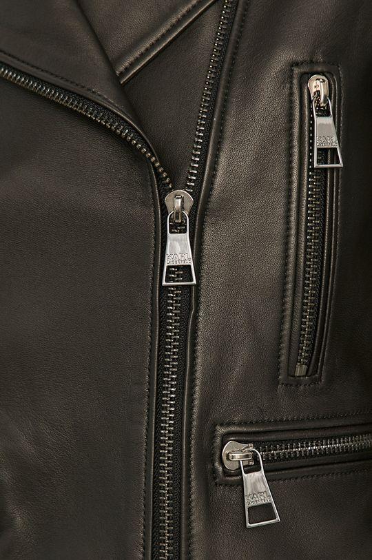 Karl Lagerfeld - Kožená bunda Dámsky